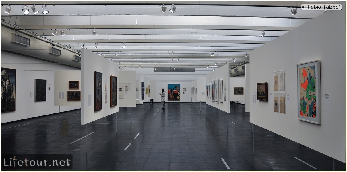 Fabio's LifeTour - Brazil (2015 April-June and October) - Sao Paulo - Museum of Art (MASP) - 7079