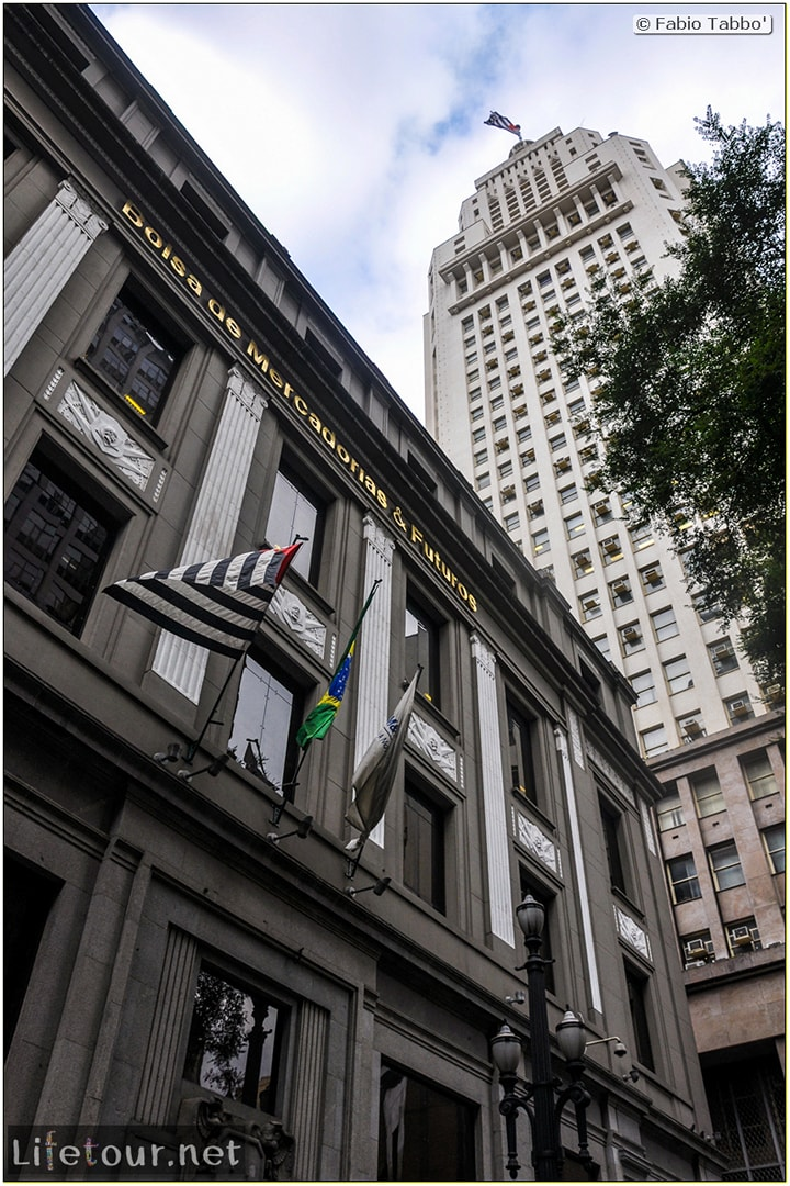 Fabio's LifeTour - Brazil (2015 April-June and October) - Sao Paulo - Stock Exchange (Bolsa de Mercadorias e Futuros) - 5366