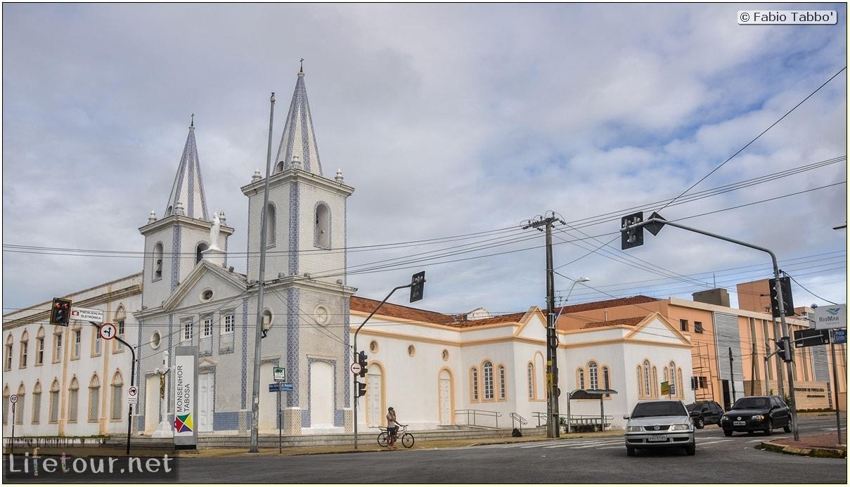 Fortaleza - city center - Igreja de Nossa Senhora da Conceiç¦o da Prainha - 1174
