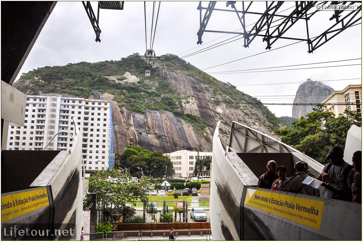 Rio De Janeiro - Trilha Do P¦o De Açúcar - 1- Praia Vermelha (red beach) - 1127