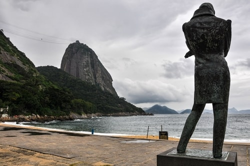 Rio De Janeiro - Trilha Do P¦o De Açúcar - 1- Praia Vermelha (red beach) - 1157 cover