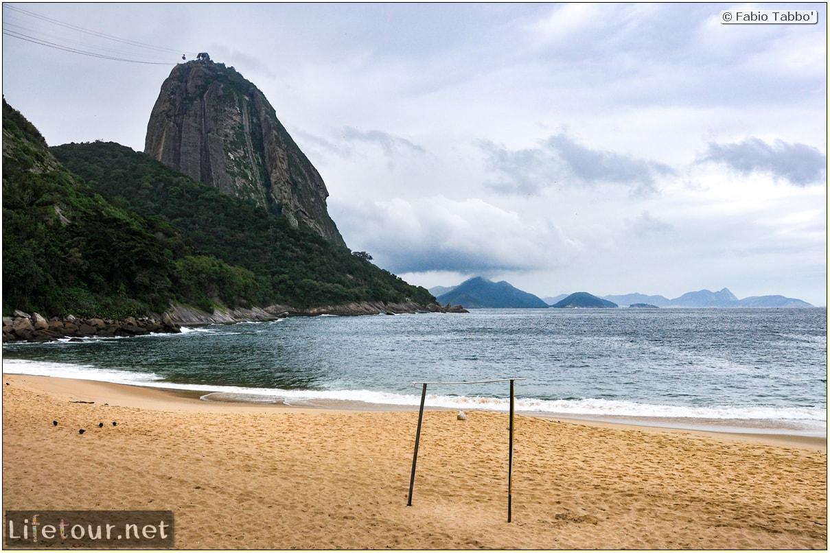 Rio De Janeiro - Trilha Do P¦o De Açúcar - 1- Praia Vermelha (red beach) - 1190
