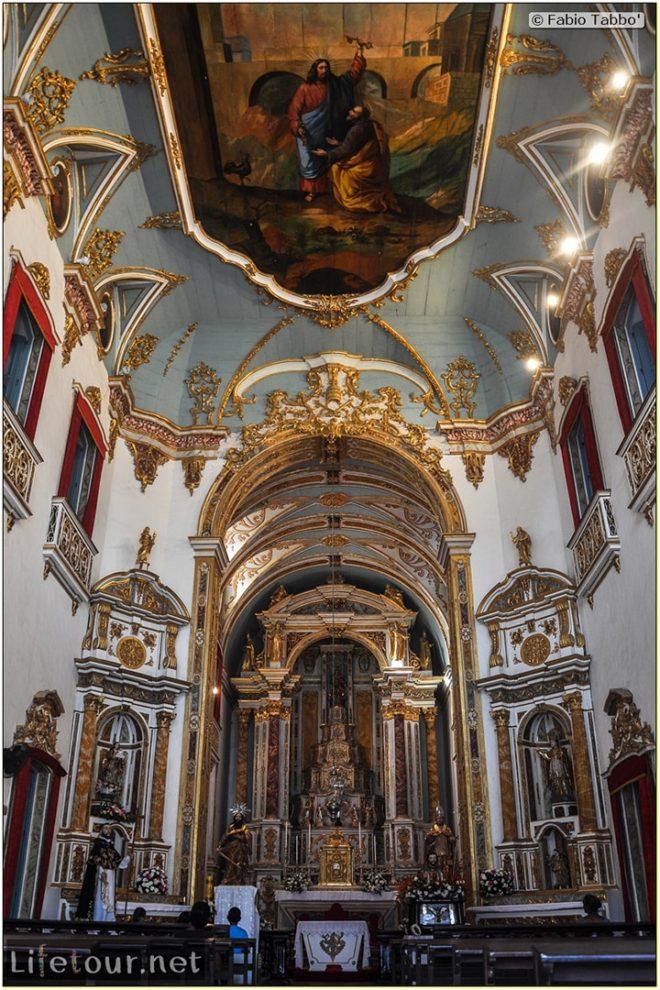 Salvador de Bahia - Upper city (Pelourinho) - other pictures of Historical center - 1021
