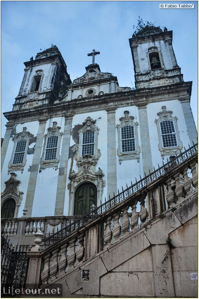 Salvador de Bahia - Upper city (Pelourinho) - other pictures of Historical center - 740