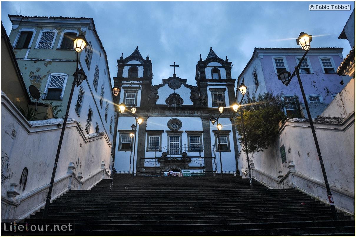 Salvador de Bahia - Upper city (Pelourinho) - other pictures of Historical center - 778 cover