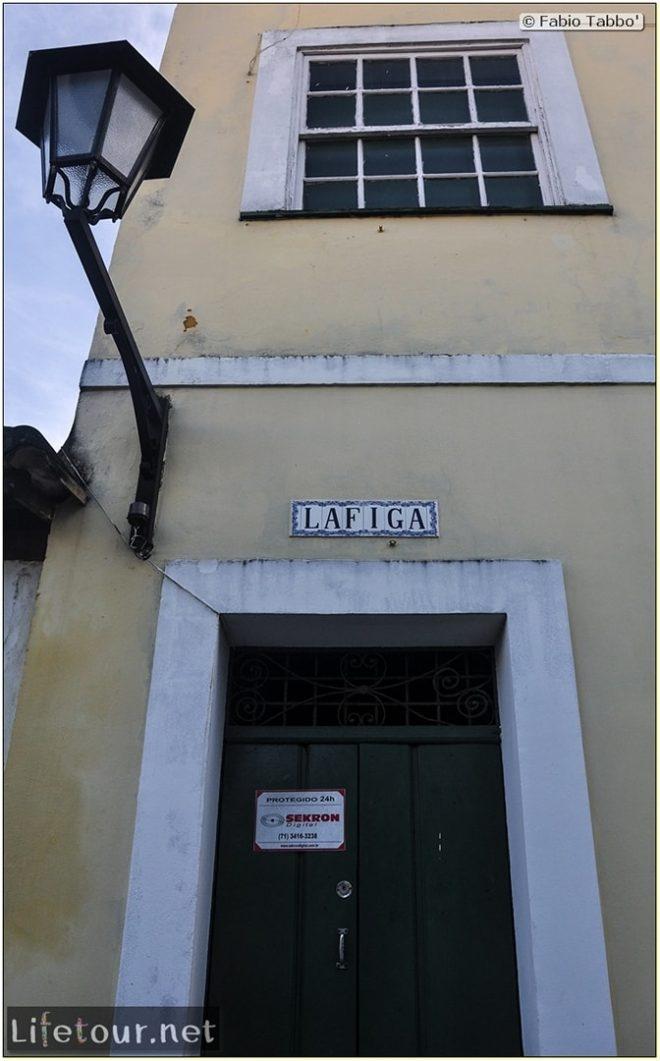 Salvador de Bahia - Upper city (Pelourinho) - other pictures of Historical center - 884
