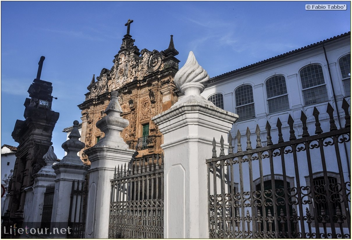 Salvador de Bahia - Upper city (Pelourinho) - other pictures of Historical center - 935 cover