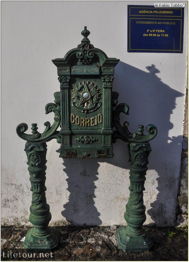Salvador de Bahia - Upper city (Pelourinho) - other pictures of Historical center - 956
