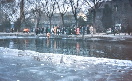 Beijing-1993-1997-and-2014-Tourism-Behai-Park-skating-and-swimming-in-frozen-lake-194-234-COVER