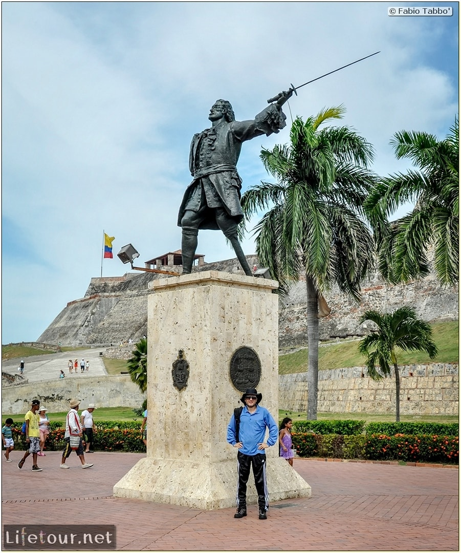 Fabio_s-LifeTour---Colombia-(2015-January-February)---Cartagena---Fortino-San-Felipe---11127