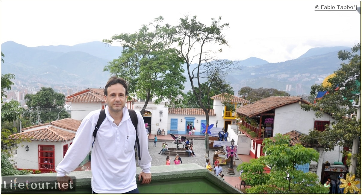 Fabio_s-LifeTour---Colombia-(2015-January-February)---Medellin---Pueblito-Paisa---6658 COVER