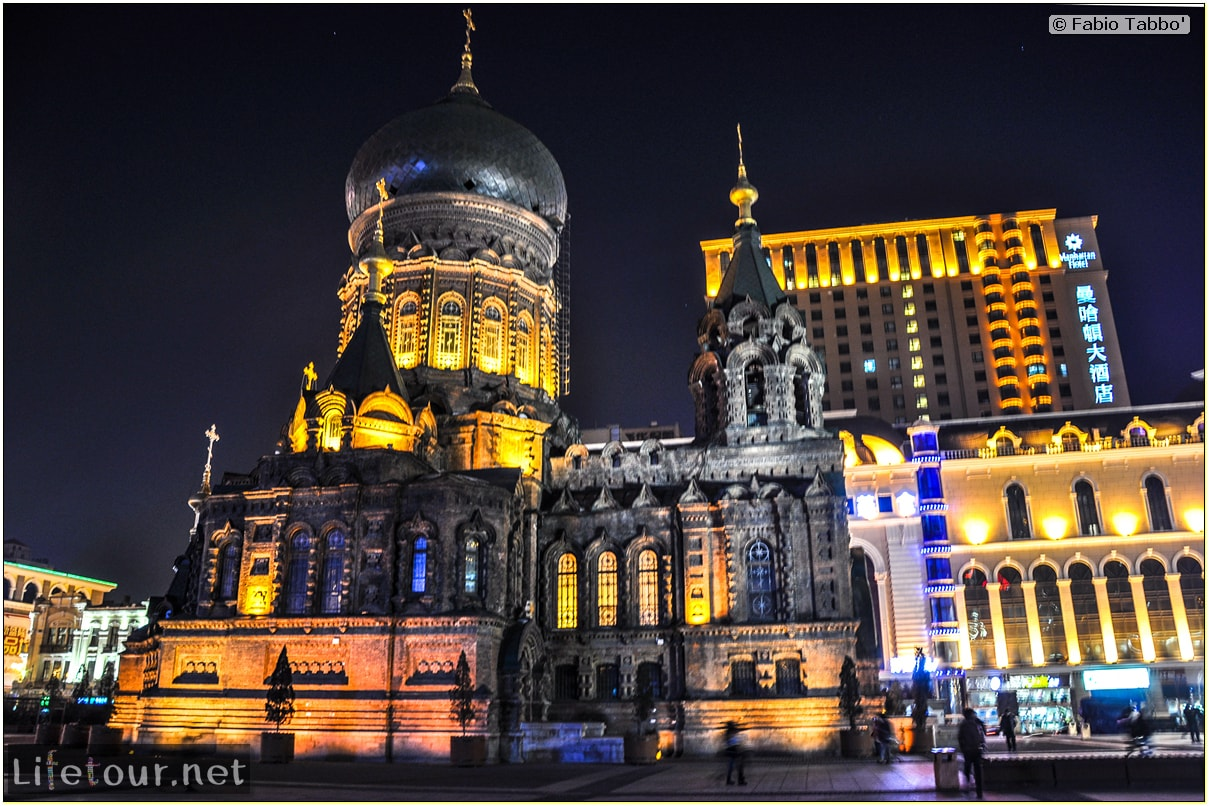 Fabio's LifeTour - China (1993-1997 and 2014) - Harbin (2014) - Saint Sophia - 10277