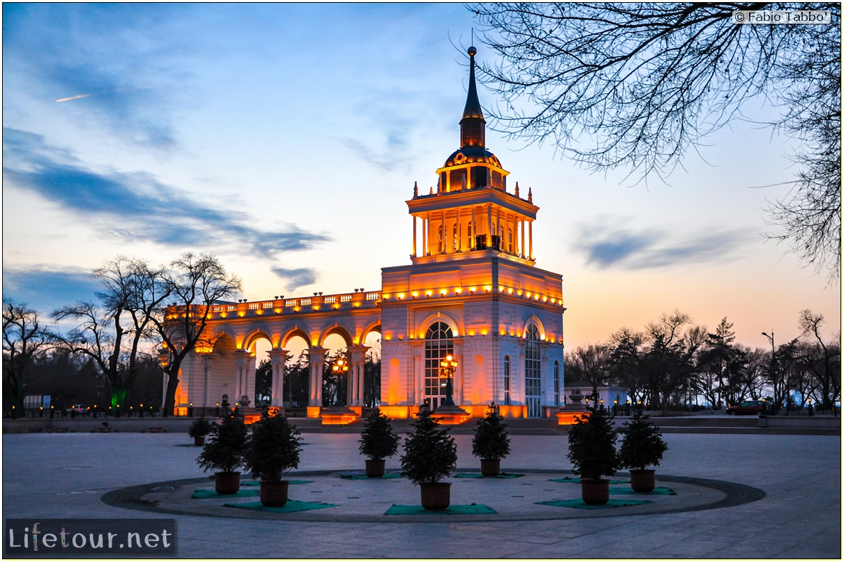 Fabio's LifeTour - China (1993-1997 and 2014) - Harbin (2014) - Saint Sophia - 8362 COVER