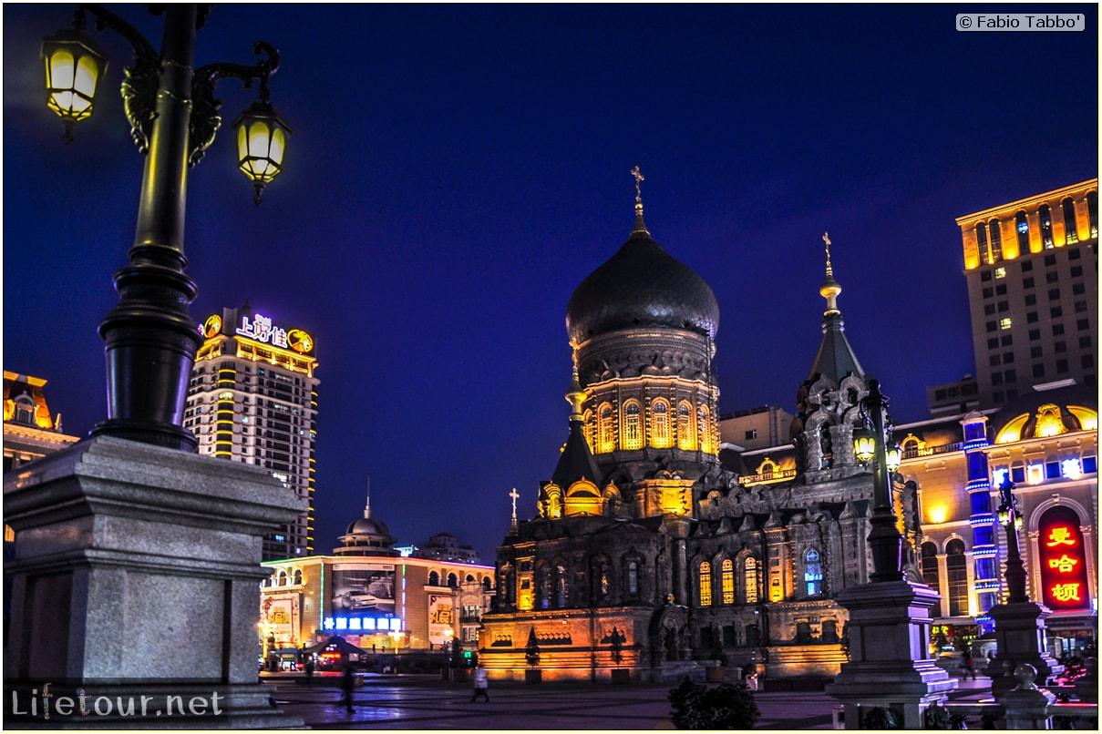 Fabio's LifeTour - China (1993-1997 and 2014) - Harbin (2014) - Saint Sophia - 9618 COVER
