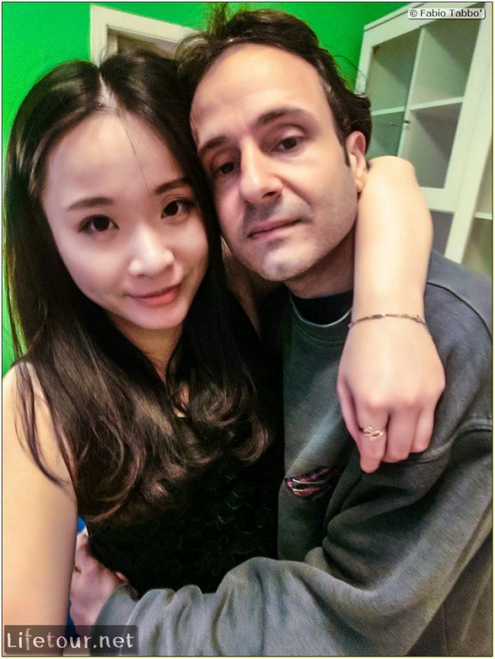 Fabio's LifeTour - China (1993-1997 and 2014) - Shanghai (1993 and 2014) - Lodging - Home Jinshajiang Rd. residence - 147