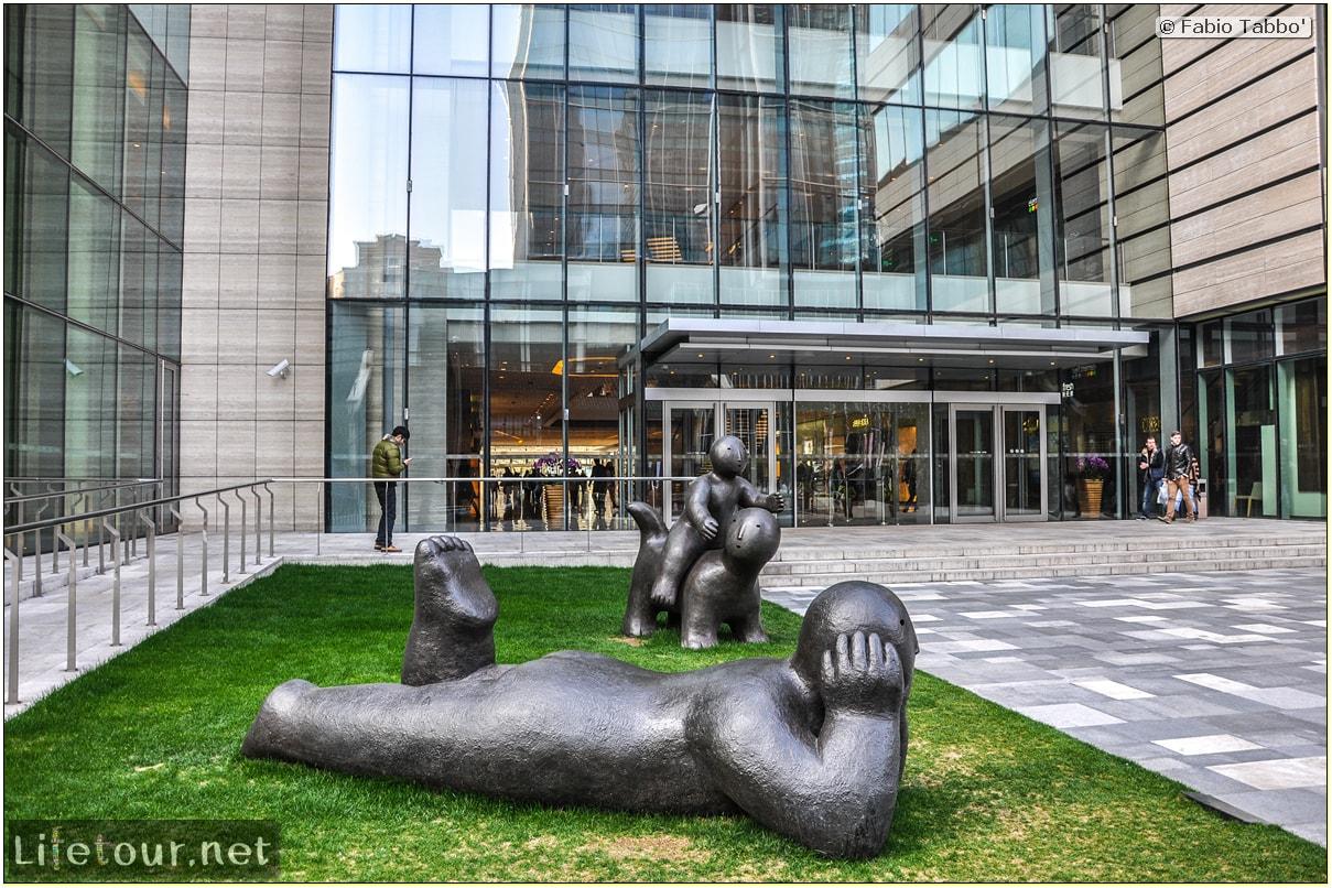 Fabio's LifeTour - China (1993-1997 and 2014) - Shanghai (1993 and 2014) - Tourism - Financial center - 10420