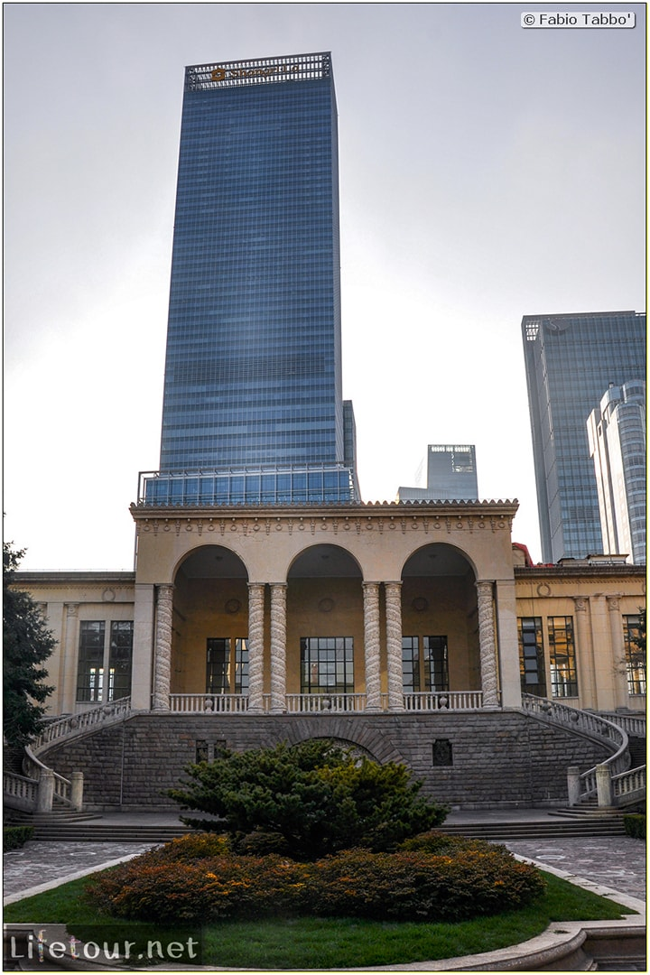 Fabio's LifeTour - China (1993-1997 and 2014) - Shanghai (1993 and 2014) - Tourism - Financial center - 10699