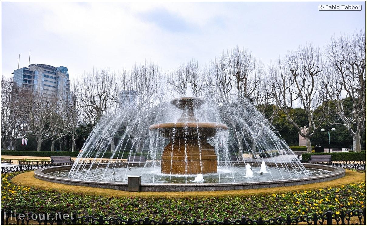 Fabio's LifeTour - China (1993-1997 and 2014) - Shanghai (1993 and 2014) - Tourism - Fuxing park - 3021