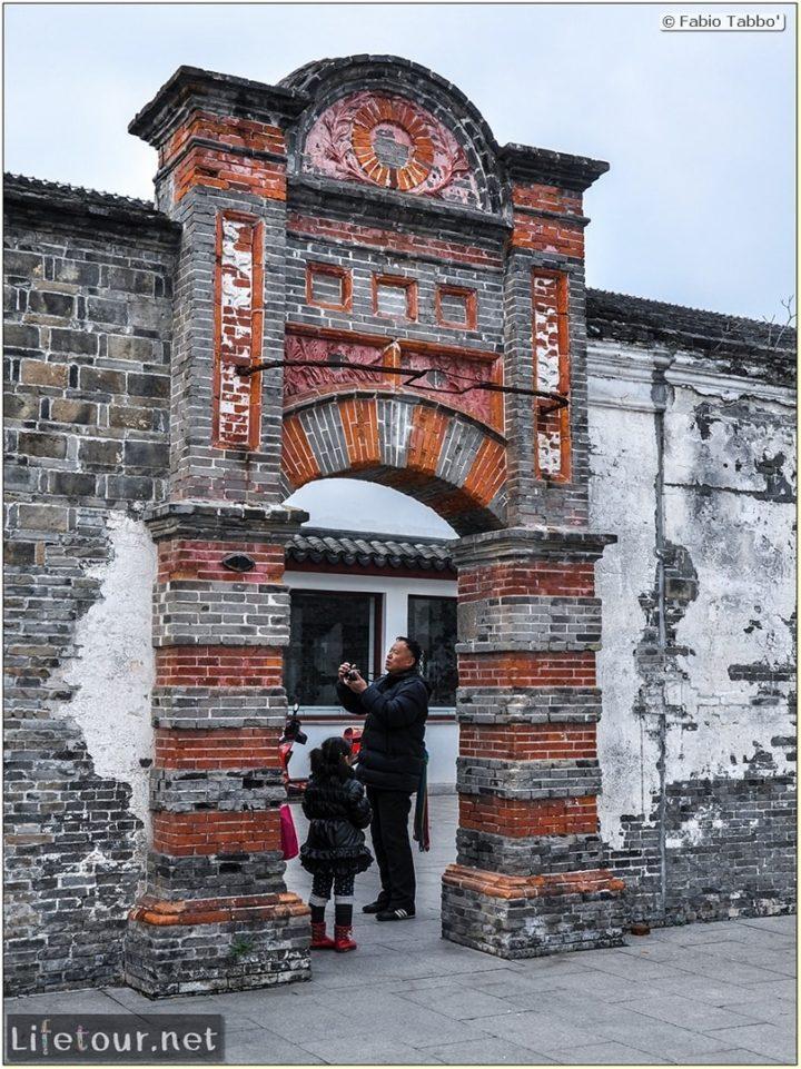 Fabio's LifeTour - China (1993-1997 and 2014) - Shanghai (1993 and 2014) - Tourism - Zhao Jia Lou - 1886
