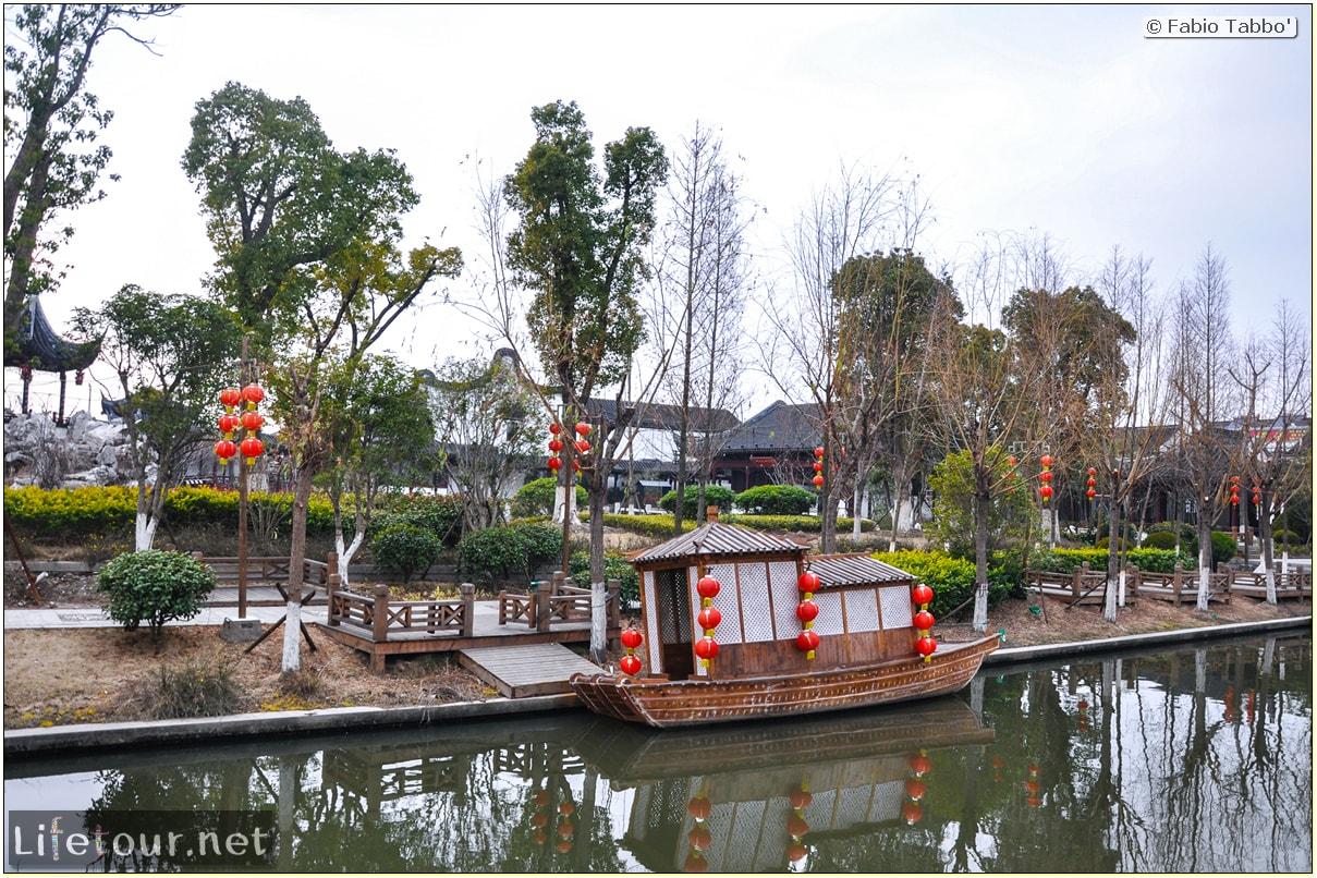 Fabio's LifeTour - China (1993-1997 and 2014) - Shanghai (1993 and 2014) - Tourism - Zhao Jia Lou - 2504