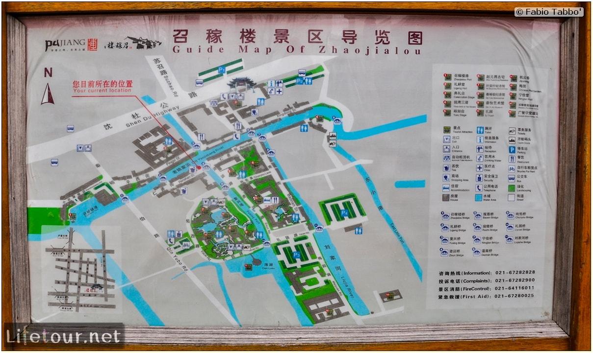 Fabio's LifeTour - China (1993-1997 and 2014) - Shanghai (1993 and 2014) - Tourism - Zhao Jia Lou - 2819