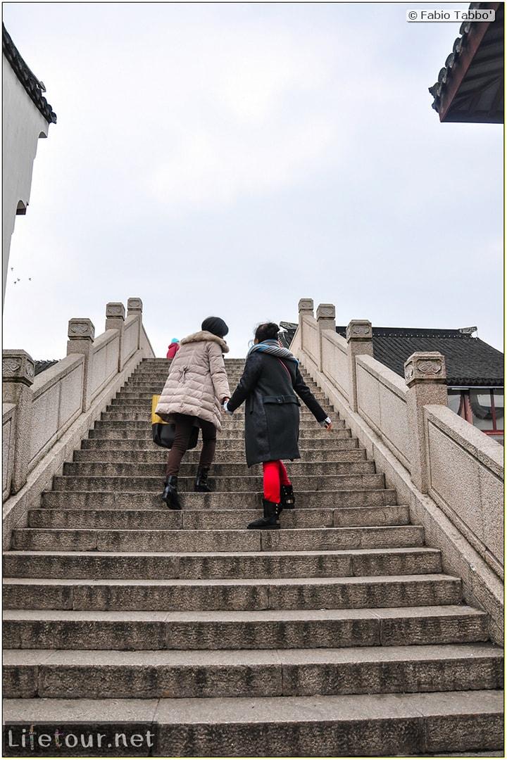 Fabio's LifeTour - China (1993-1997 and 2014) - Shanghai (1993 and 2014) - Tourism - Zhao Jia Lou - 2973