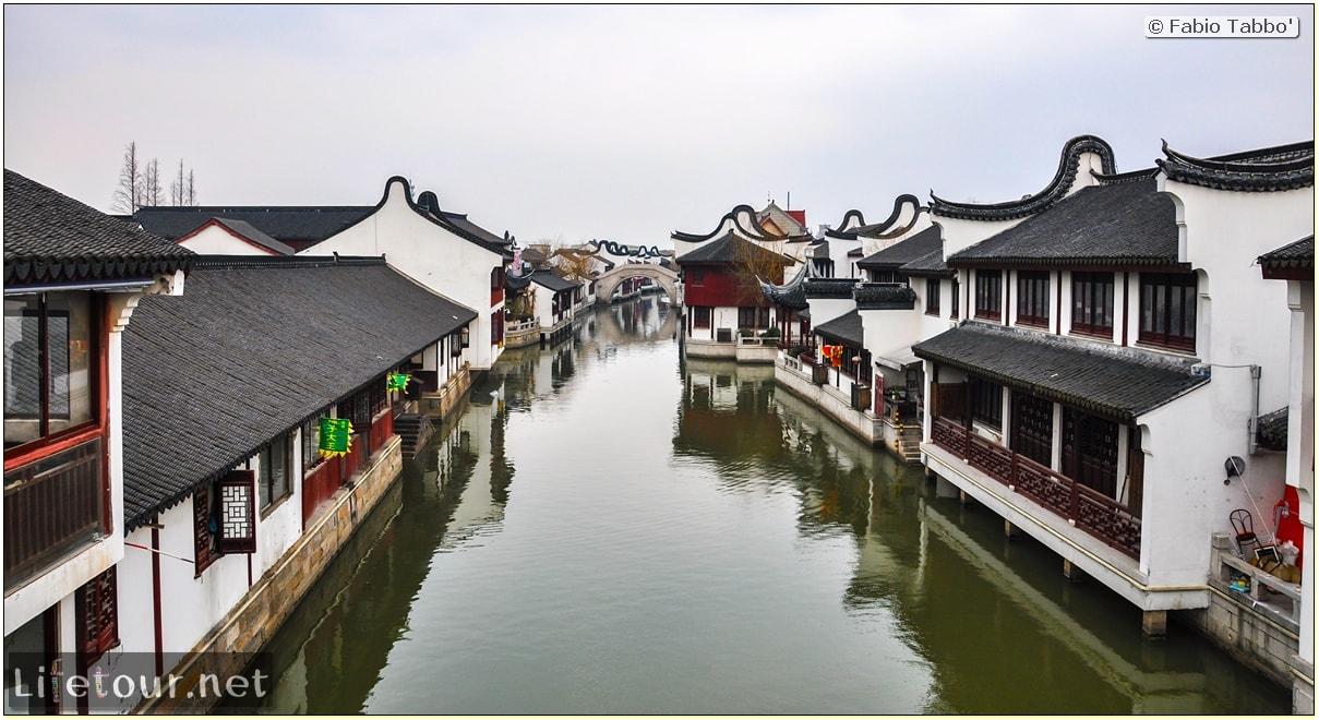 Fabio's LifeTour - China (1993-1997 and 2014) - Shanghai (1993 and 2014) - Tourism - Zhao Jia Lou - 3083