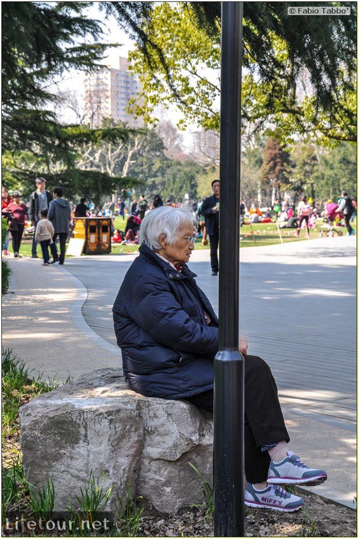 Fabio's LifeTour - China (1993-1997 and 2014) - Shanghai (1993 and 2014) - Tourism - Zonghsan Park - 5530