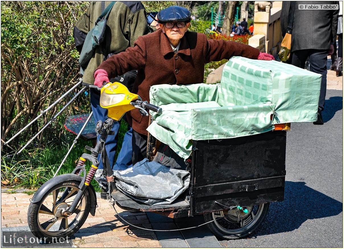 Fabio's LifeTour - China (1993-1997 and 2014) - Shanghai (1993 and 2014) - Tourism - Zonghsan Park - 6958