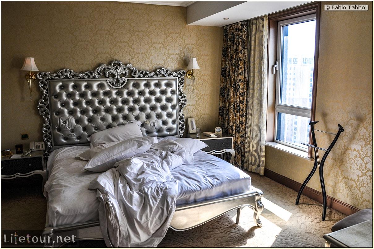 Fabio's LifeTour - China (1993-1997 and 2014) - Shen Yang (2014) - Acquarium Hotel - 3500