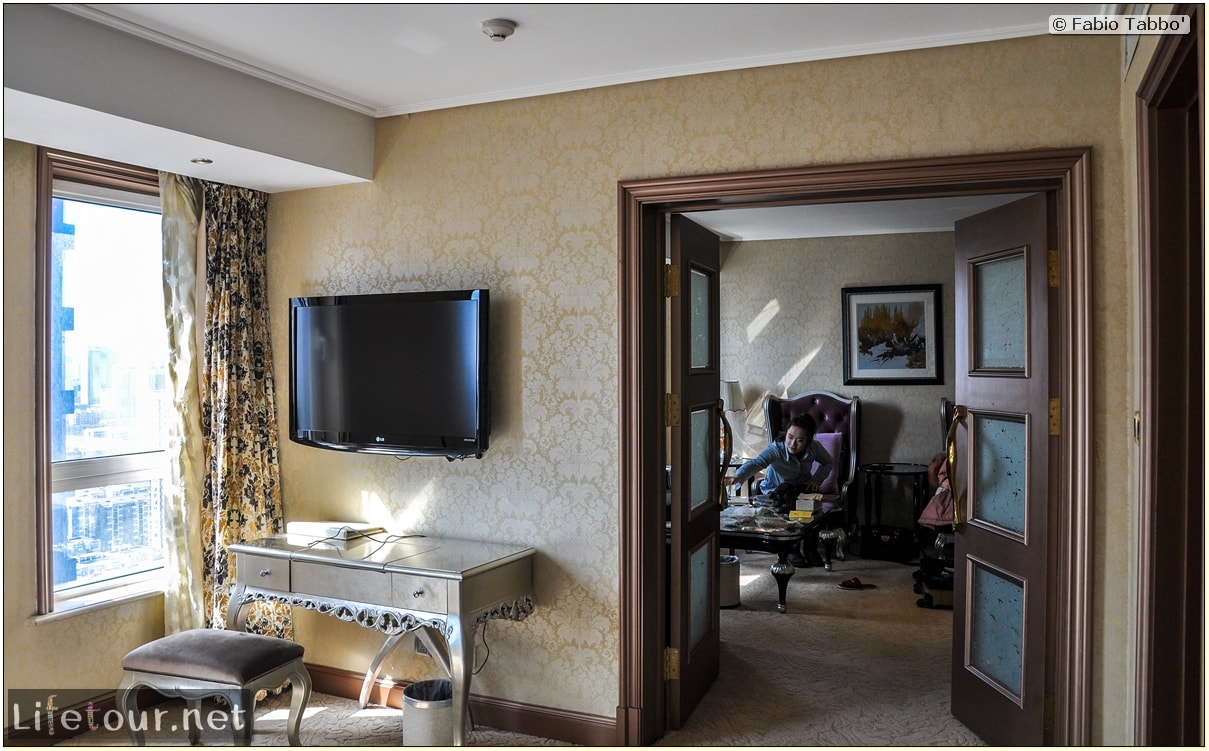 Fabio's LifeTour - China (1993-1997 and 2014) - Shen Yang (2014) - Acquarium Hotel - 3598