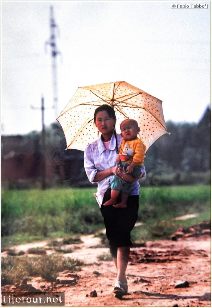 Scenic Areas around Beijing (Yesanpo, Huyu, Shuhuashan, Xiaowutaishan, 1993-1997)) - 33