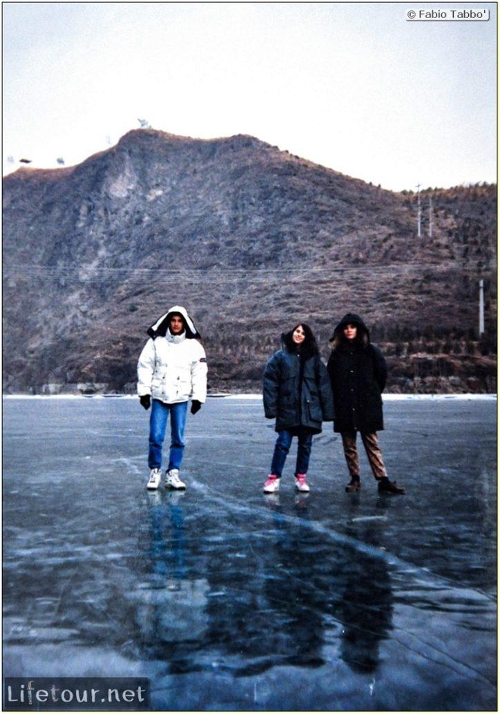 Scenic Areas around Beijing (Yesanpo, Huyu, Shuhuashan, Xiaowutaishan, 1993-1997)) - 67