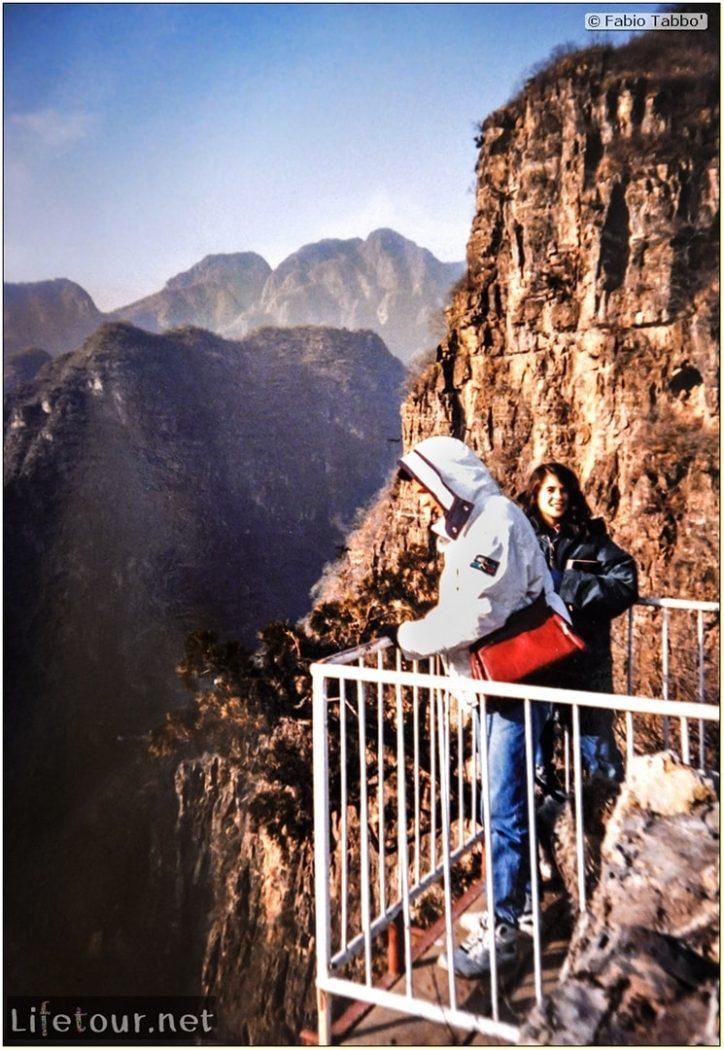 Scenic Areas around Beijing (Yesanpo, Huyu, Shuhuashan, Xiaowutaishan, 1993-1997)) - 68