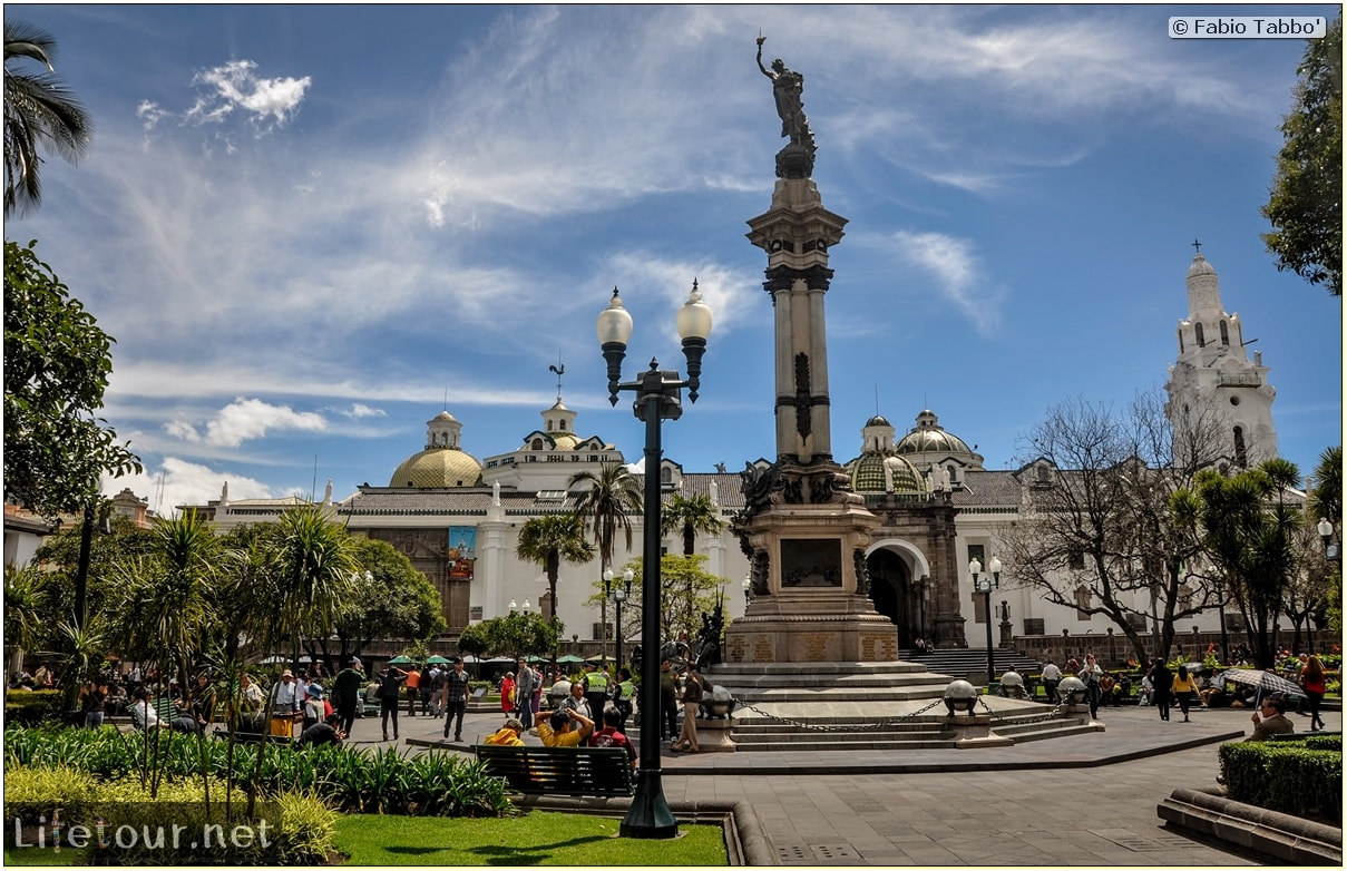Fabio_s-LifeTour---Ecuador-(2015-February)---Quito---Plaza-Grande-(Independence-Square)---2215 COVER