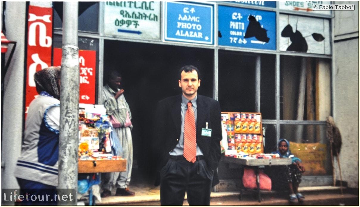 Fabio's LifeTour - Ethiopia (2001) - Addis Abeba - 2214 COVER