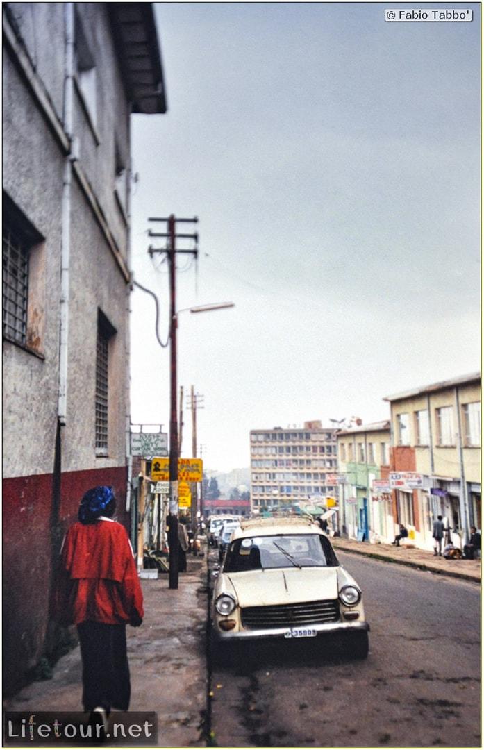Fabio's LifeTour - Ethiopia (2001) - Addis Abeba - 2920