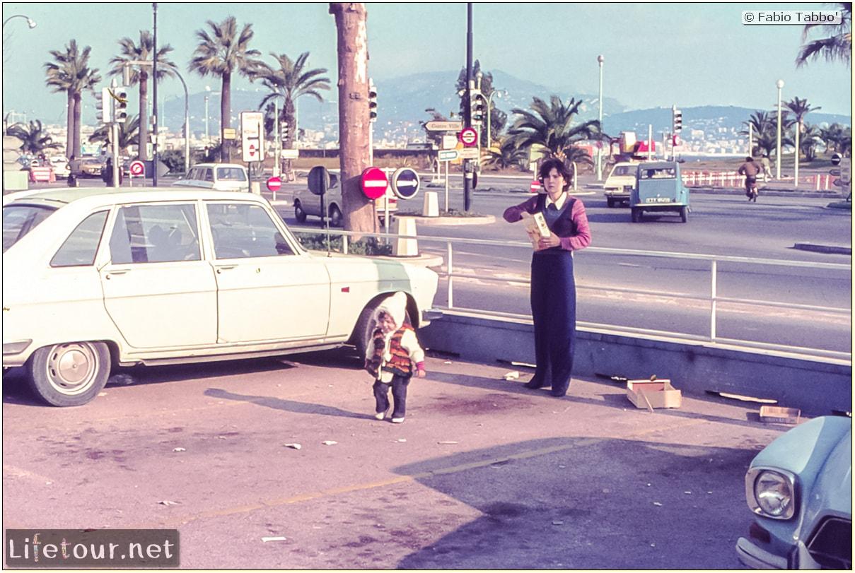 Fabio's LifeTour - France (1975, 1980, 90s) - Nice - 1975 - 16946 COVER
