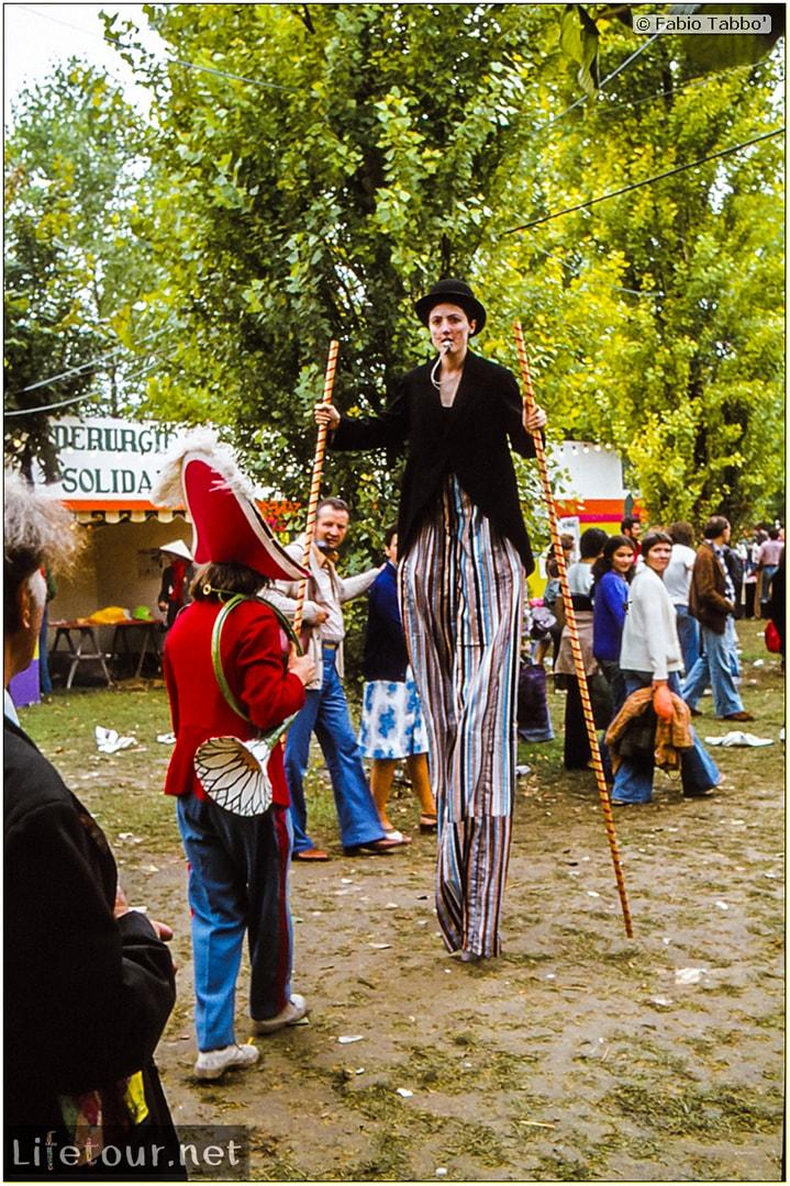 Fabio's LifeTour - France (1975, 1980, 90s) - Paris - Circus of Stains-Dugny 1979 - 16728