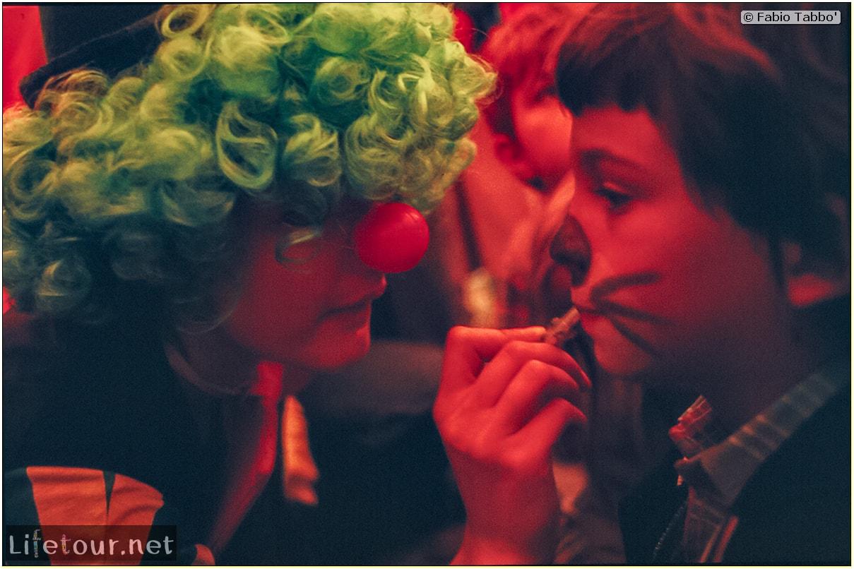 Fabio's LifeTour - France (1975, 1980, 90s) - Paris - Circus of Stains-Dugny 1979 - 16734
