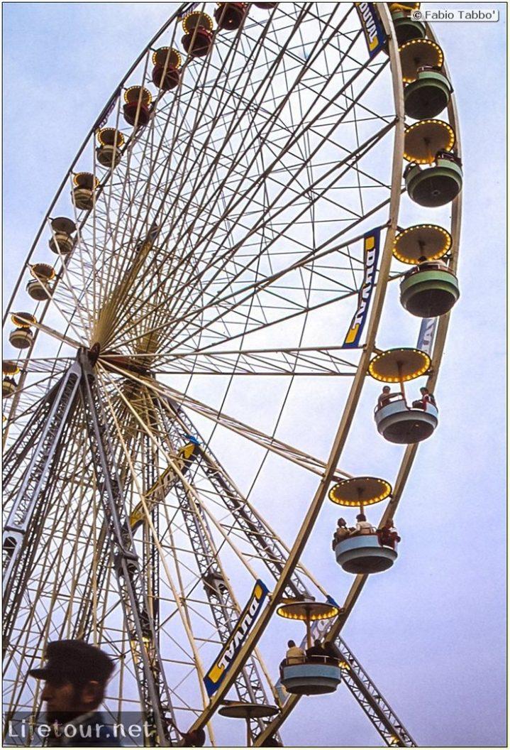 Fabio's LifeTour - France (1975, 1980, 90s) - Paris - Circus of Stains-Dugny 1979 - 16746 COVER