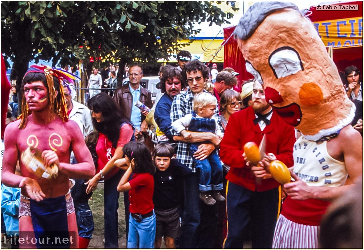 Fabio's LifeTour - France (1975, 1980, 90s) - Paris - Circus of Stains-Dugny 1979 - 16749