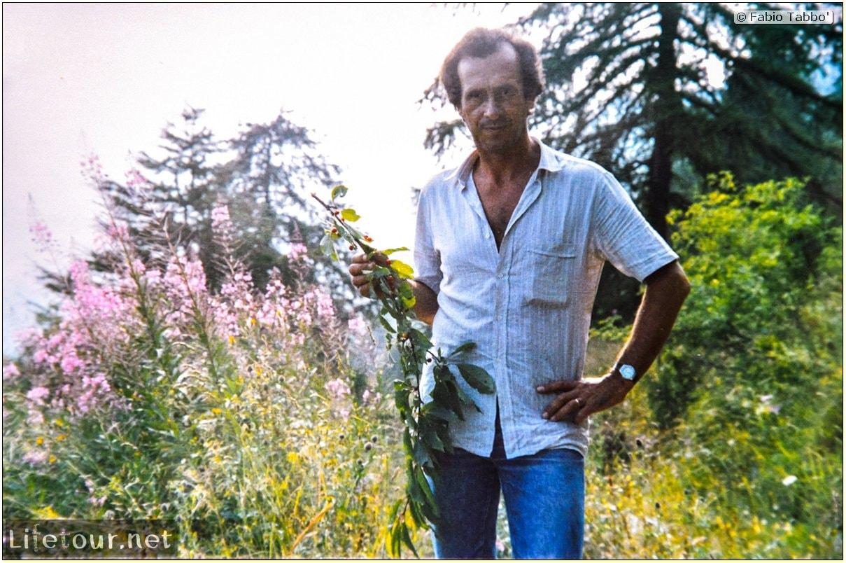 Fabio's LifeTour - France (1975, 1980, 90s) - Tende (80s) - 12814