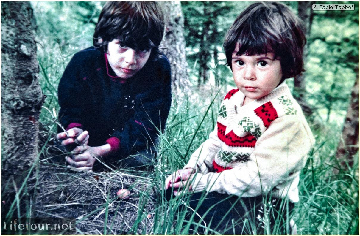 Fabio's LifeTour - France (1975, 1980, 90s) - Tende (80s) - 13399 COVER