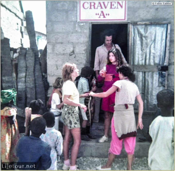 Fabio's LifeTour - Gambia (1984) - Banjul - 2045