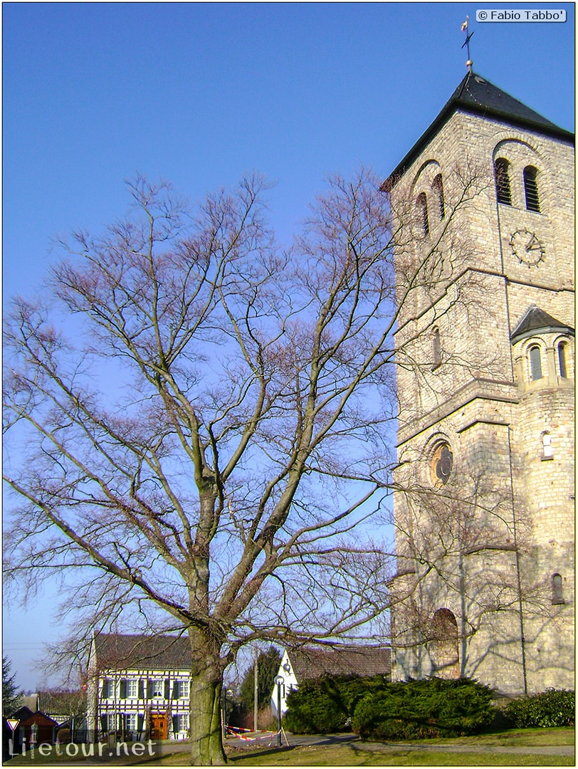 Fabio's LifeTour - Germany (2009 January) - Uckerath (Hennef) - Ev. Kirchengemeinde (Evangelical Church) - 16017