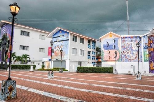 Dominican-Republic-Bonao-Plaza-de-la-Cultura-de-Bonao-(Museo-Candido-Bido)-9025 COVER