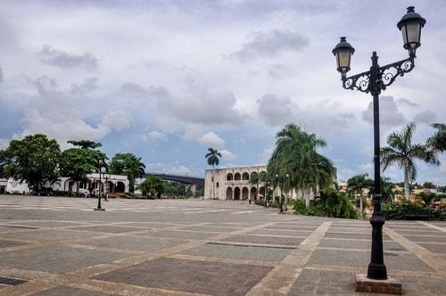 Dominican-Republic-Santo-Domingo-Ciudad-Colonial-(historical-center)-Alcazar-del-Colon-11722 COVER