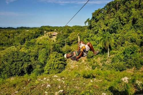 Dominican-Republic-Sosua-Monkey-Jungle-Zip-Line-in-the-jungle-4984 COVER