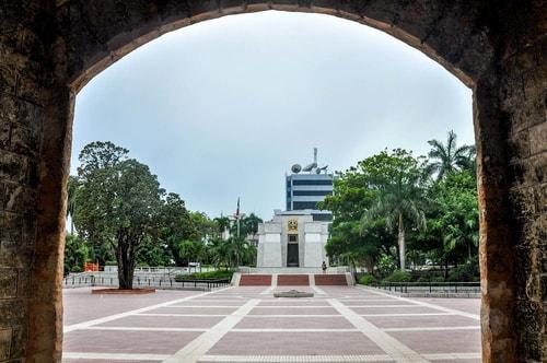 Dominican rep-Santo-Domingo-Ciudad-Colonial-Parque-Indipendencia-383 COVER